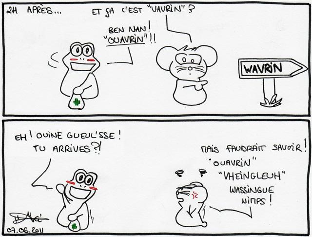 Wavrin Wingles