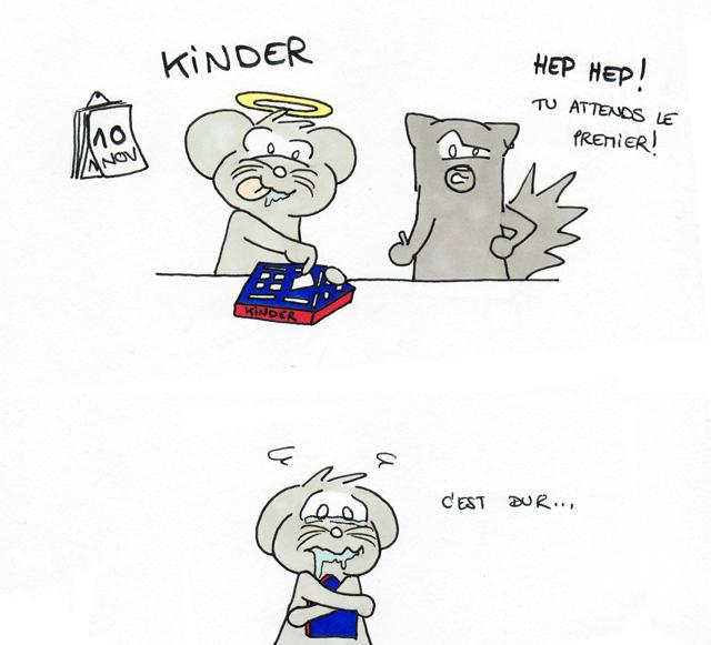Kindeeer :3