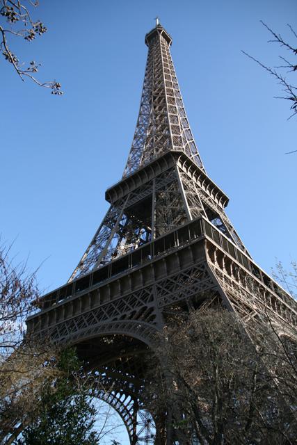Tour Eiffel     Ragnagna des Bois