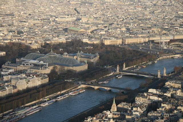 Grand Palais, Petit Palais et place de la Concorde
