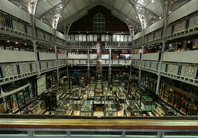 Photo  Pitt Rivers Museum