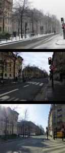 Ça fond vite à Paris