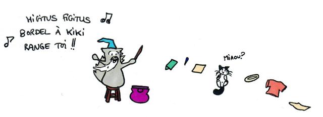 Le choix du Chti : Merlin l'Enchanteur