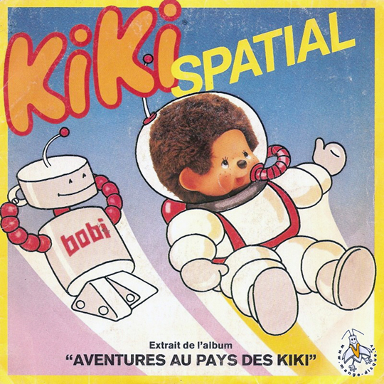 Je suis un Kiki spatial