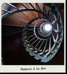 Escalier d'Harry Potter