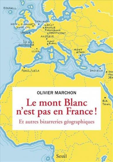 Couverture : Le mon Blanc n'est pas en France !