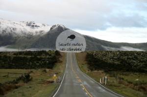 Sécurité routière néo-zélandaise