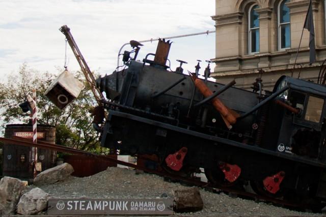 Steampunk Oamaru