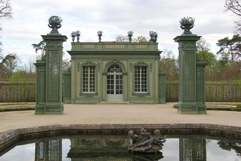 Le Pavillon frais