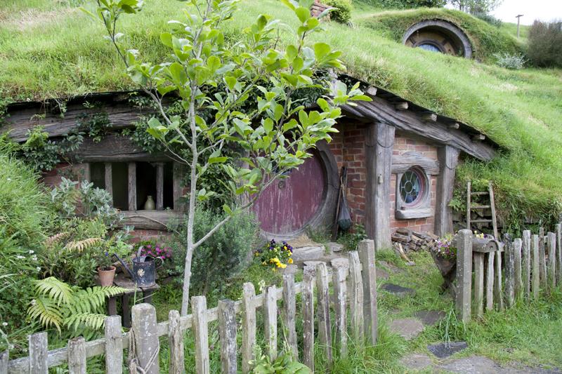 balancoire pour petit jardin
