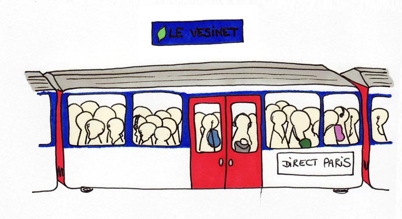 Galère du RER 2