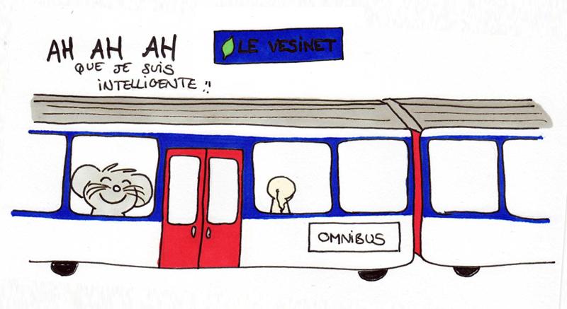 Galère du RER 4