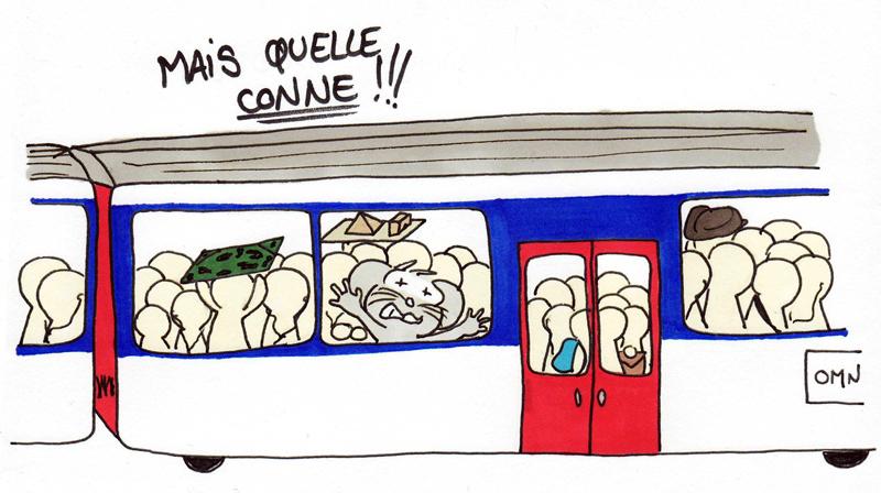 Galère du RER 5