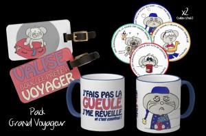 Pack Grand Voyageur