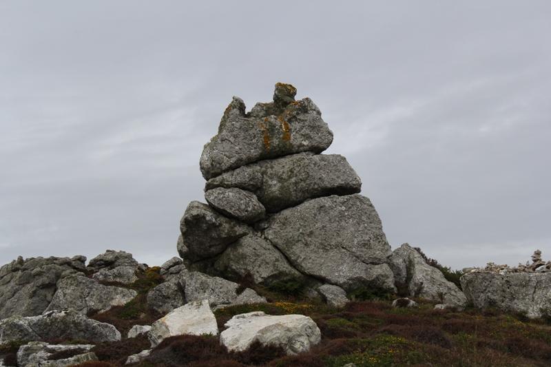 Pointe du Toulinguet, Presqu'île de Crozon
