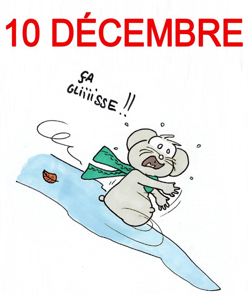 Calendrier de l'Avent 10 décembre