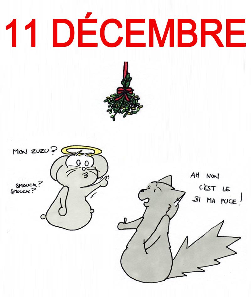Calendrier de l'Avent 11 décembre