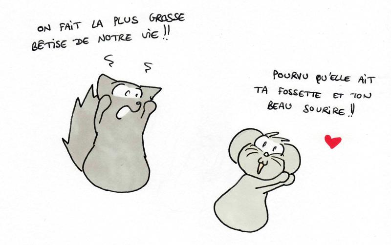 Connu On a une grossesse » – Ragnagna des Bois Jolis BG09