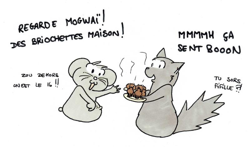 Allez Mogwaï !