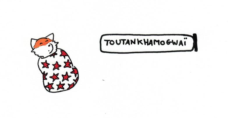 Toutankhamogwaï