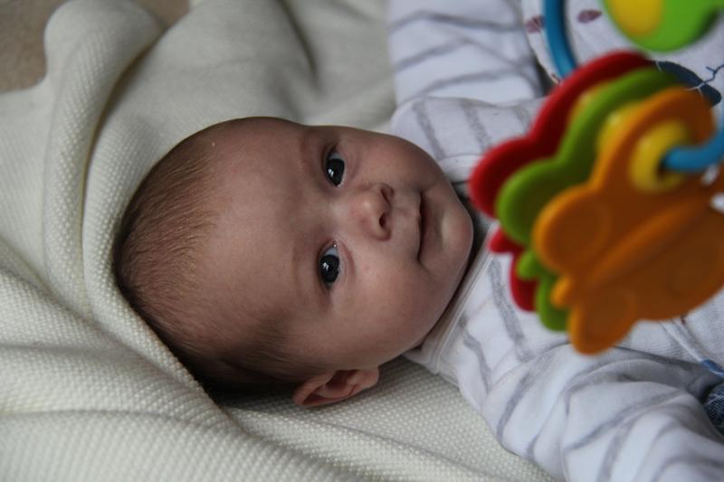 Lucie 2 mois