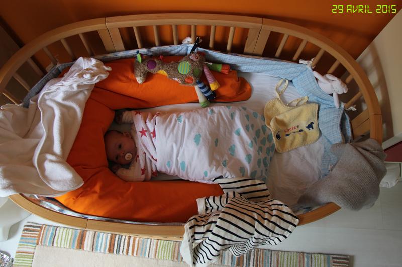Le lit de Lucie du 29 avril 2015