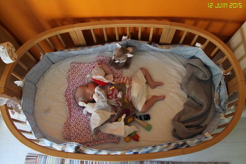 Le lit de Lucie du 12 juin 2015