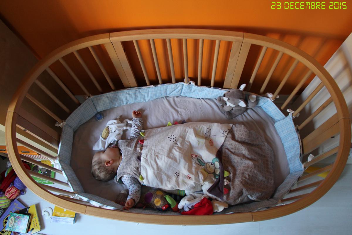Le lit de Lucie du 23 décembre 2015