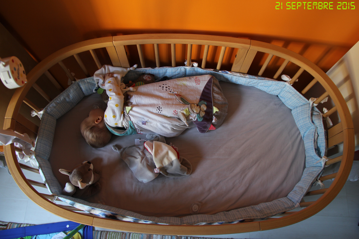 Le lit de Lucie du 21 septembre 2015