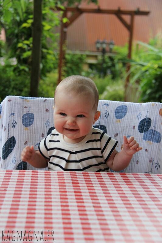 Lucie 6 mois