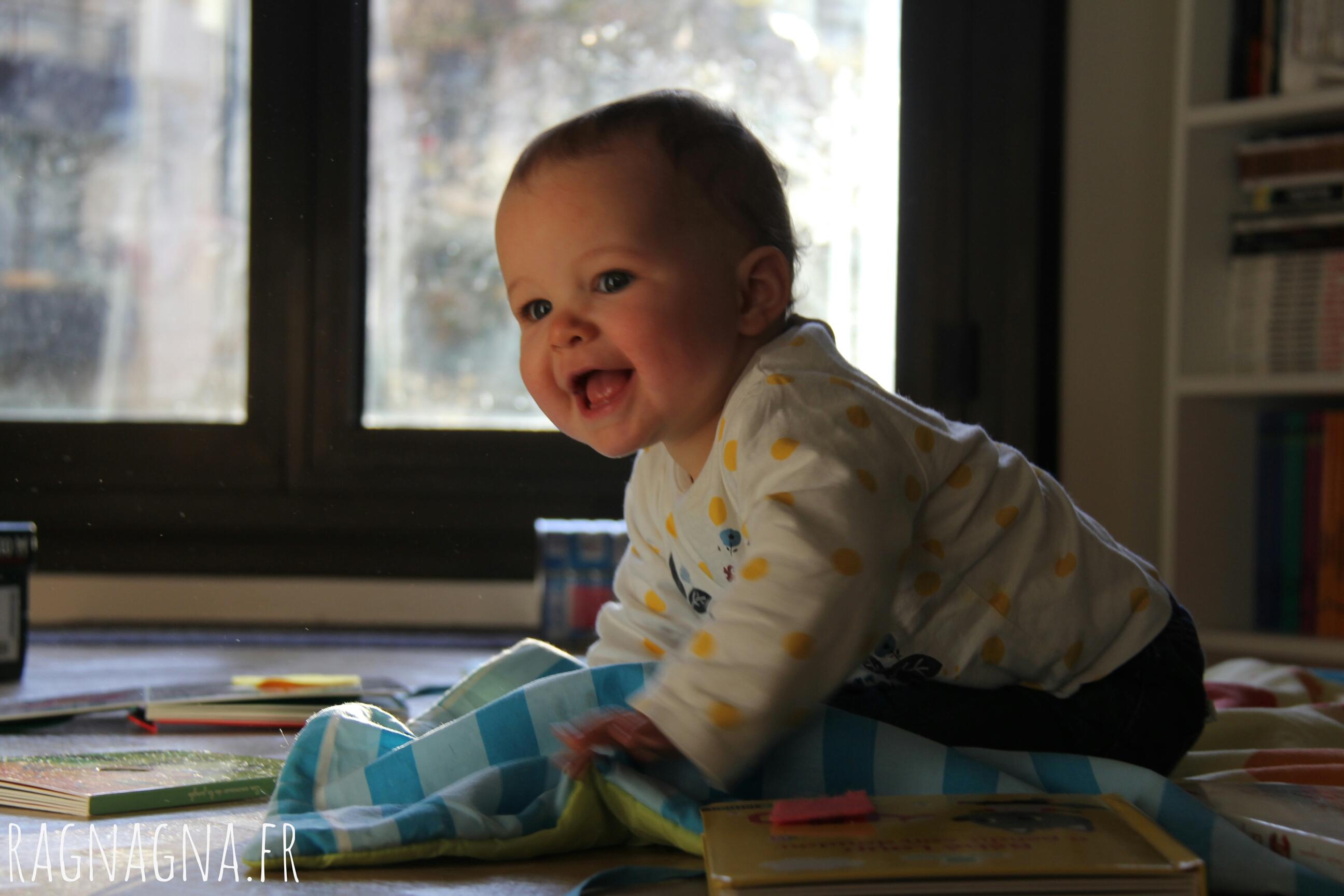 Lucie 10 mois
