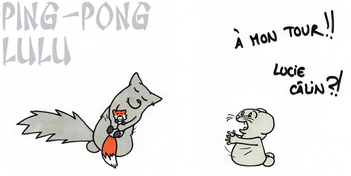 Ping-pong câlin