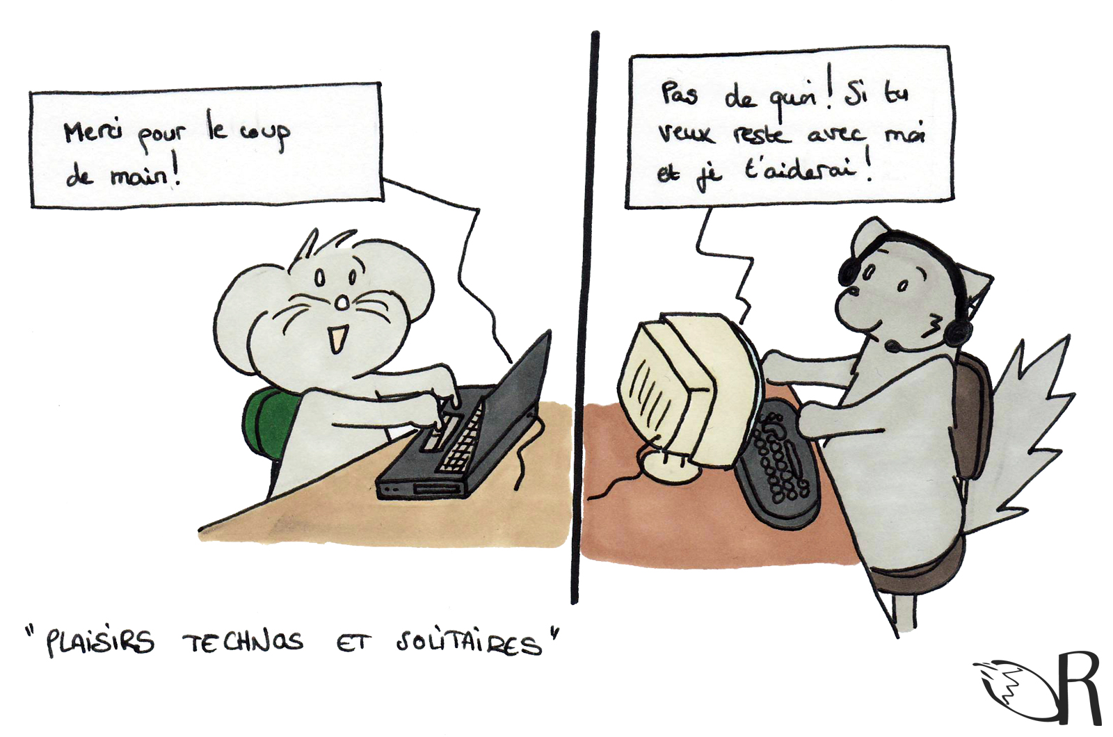 Figaro Madame vs gameurs
