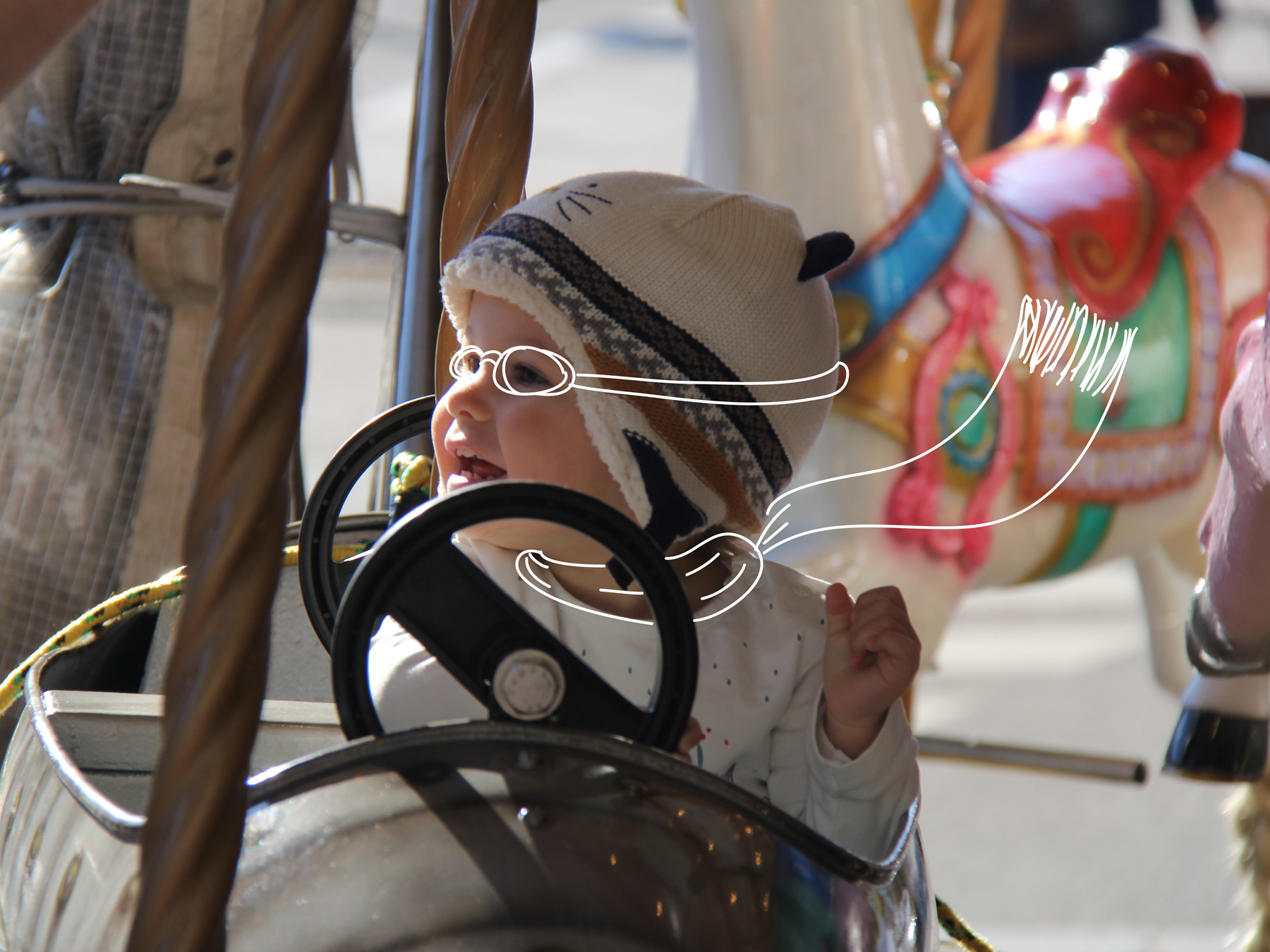 Lucie aviatrice de l'extrême