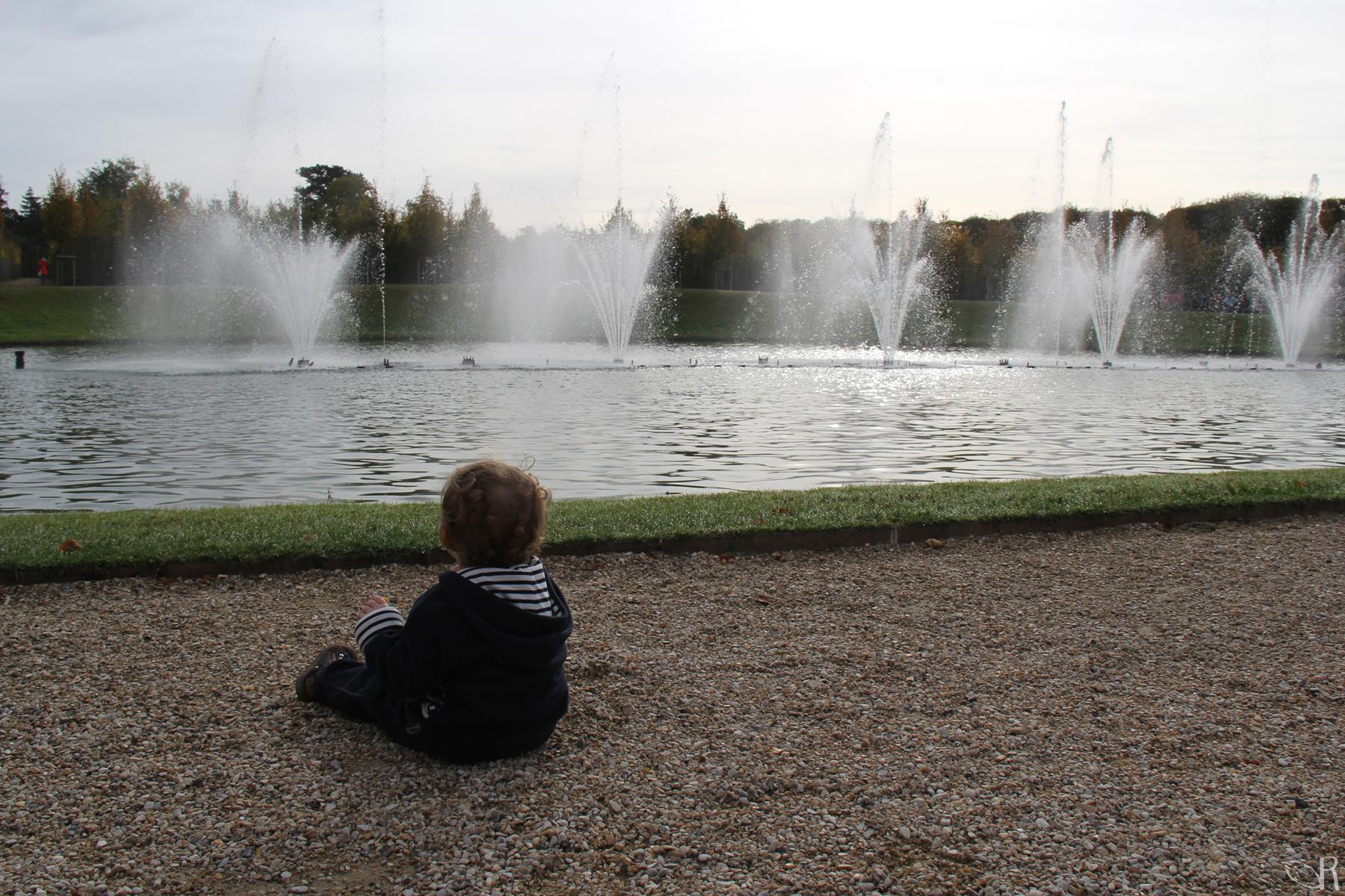 Bosquet du Miroir, Versailles