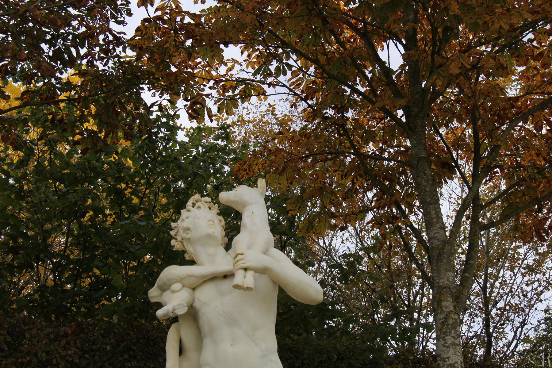 L'automne à Versailles