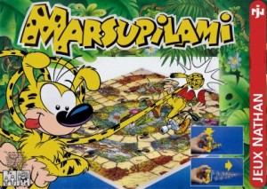Marsupilami, Nathan, 1994